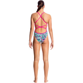 Funkita Strapped In One Piece Swimsuit Women Minty Madness